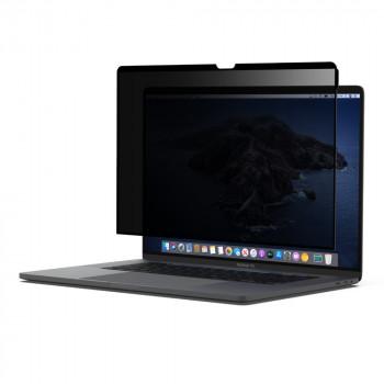 Belkin Screenforce TruePrivacy Αποσπώμενo Επαναχρησιμοποιήσιμo Προστατευτικό Οθόνης για Macbook Pro 16