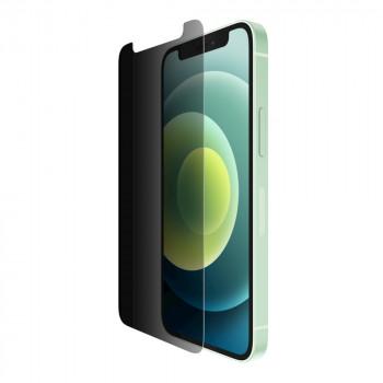 Belkin Screenforce Tempered Privacy Προστασίας Anti Microbial Μεμβράνη Προστασίας για iPhone 12 mini