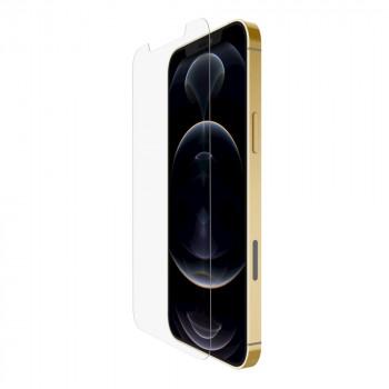 Belkin Screenforce Tempered Privacy Προστασίας Anti Microbial Μεμβράνη Προστασίας για iPhone 12 Pro Max