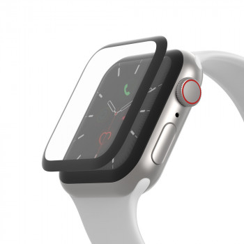 Belkin Screenforce Trueclear Curve Μεμβράνη Προστασίας για Apple Watch Series 5 / 4  44mm